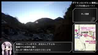 【RTA】ポケモンGO 磐梯山攻略(八方台ル