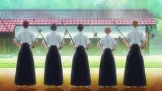 【HD】ツルネ ―風舞高校弓道部― OPに中毒