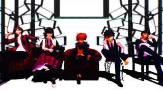 【Fate/MMD】被害妄想携帯主人公's 【カメ