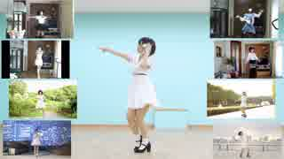 【愛川こずえ】愛言葉Ⅲを踊ってみた【10周年オリジナル振り付け】