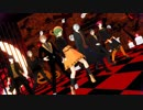 【MMDA3!】 【Crazy ∞ nighT】【至・幸・一成・万里・太一・紬・密】