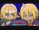 新作TVアニメ『異世界かるてっと』 第一回「オーバーロード」ver. リレーアニメ【...