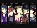 【sideMMD】 HappyHalloween 【Cafe Parade】
