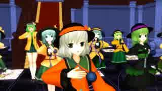 【東方MMD】こいし家でHappy_Halloween!【16モデル】