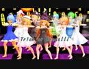 【東方MMD】妖精組でHappy Halloween