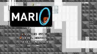 """【TAS】Linux Mari0 """"Portal mappack"""