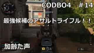 【Call of Duty: Black Ops 4 ♯14】加齢た声でゲームを実況~最強候補AR!!~