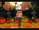 シロちゃんで『Happy Halloween』