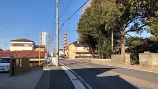 2018年10月29日1枠目 千葉県佐倉市 まるで渦を巻いているかのような階段、給水塔があるらしい