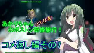 【fallout4】あかりちゃん(とちび達)のボ