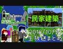 [Minecraft] 都市を築くよ ほらここに 日常編 #13 [4人実況]