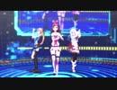 【MMD】キズナアイ・ミライアカリ・電脳少女シロでSCREAM