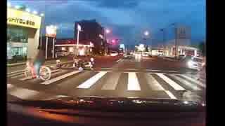 お嬢様と見る日本車載映像-10