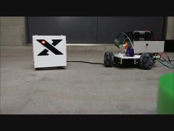 変態機動の対戦ロボットを改良してみた