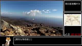 【ゆっくり】ポケモンGO 茶臼岳山頂攻略RTA