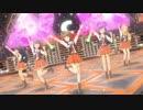 【高画質】雪歩・美希・響・千早・春香・あずさ・貴音で「THE H@PPY LIVE! MEDLEY」【ステラステージMV】