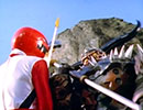 星獣戦隊ギンガマン 第四十九章「奇跡の山」