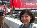いよいよ開幕 @中国国際輸入博覧会(11/4)