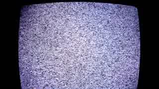 【癒し】テレビのノイズ(睡眠用BGM・作業
