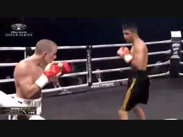 [2018-11-4] Paul Butler vs. Yoan Boyillo WBSS Bantam-class