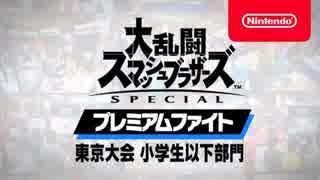 大乱闘スマッシュブラザーズ SPECIAL プレ