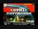 (SFC・SNES)リーサルエンフォーサーズ Lethal Enforcers Soun...