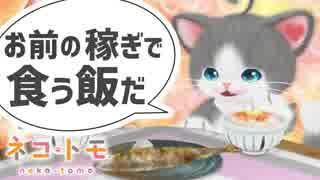 ご飯の前にはなんて言う?#03【ネコトモ実