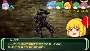剣の国の魔法戦士チルノ7-5【ソード・ワー