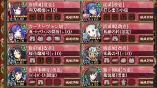城プロREのイベントをクリアしていく!![その15]~武神利家・大破無し~