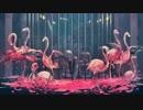 【ニコニコ動画】Flamingo -Arrange ver.-@歌ってみた【まふまふ】を解析してみた