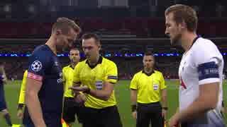《18-19UEFA CL》 [GS第4節・B組] トッテナム vs PSV