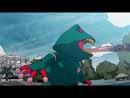 愛玩怪獣 第6話 「006愛玩蛙」