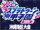 第4回 スプラトゥーン甲子園 沖縄地区大会・決勝戦