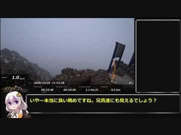 【RTA】ポケモンGO 南八ヶ岳半分くらい縦走 7:27:14(後編)