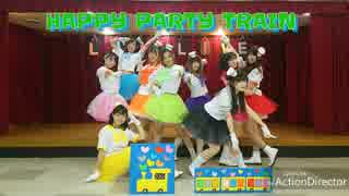 【Lir☆Live】HAPPY PARTY TRAIN【踊ってみ