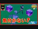 【フォートナイト】気付かれないか? ザコ勢が行くFORTNITE!!