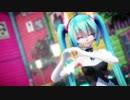 【TDA Miku Piano】愛言葉Ⅲ