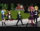 【MMD艦これ】 文月ちゃんでポッキーダンス【ポッキーの日】