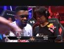 RedBullKUMITE2018 スト5AE WinnersSemiFinal Smug vs ウメハラ