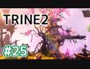 #25【TRINE2】謎解きとおじいちゃん介護の旅【はやしるk@】