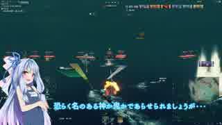 【Wows】琴葉姉妹とマミゾウ提督の大航海