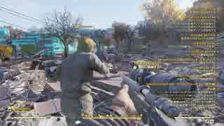 PC版 fallout76実況プレイ動画 part11
