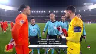 18-19 ネーションズリーグ《リーグA》[グループ1・第5節] オランダ vs フランス (2018年11月16日)