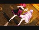 【らぶ式モデル誕生祭2018】重音テト・巡音ルカ「paranoia」【MMD】カバーver 1080p