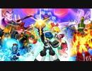 【兄弟達と世界を救う】Mighty No. 9を実況プレイ【3D横スクロールACT】part1