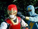 世界忍者戦ジライヤ 第20話「ハロー!雷忍ワイルドは陽気なガンマン」