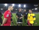 18-19 ネーションズリーグ《リーグA》[グループ2・第6節] スイス vs ベルギー (20...