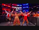 【WWE】男子タッグ5対5エリミネーション戦【Survivor Series ...