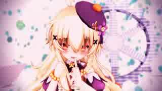 【MMD花騎士】クコちゃんでKiss Me Bab
