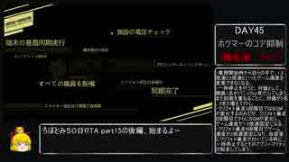 [any%]Lobotomy_Corporation 50日RTA 10